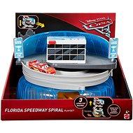 Cars 3 Florida Speedway garáž - Herní set