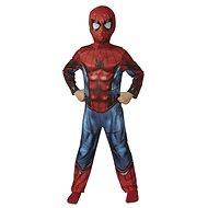 Spiderman Homecoming Classic - vel. S - Kinderkostüm