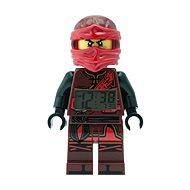 LEGO Ninjago Hands of Time Kai - hodiny s budíkem