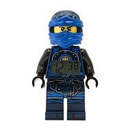 LEGO Ninjago Hands of Time Jay - hodiny s budíkem