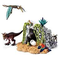 Schleich Dinosauři v jeskyni, hrací set - Herní set