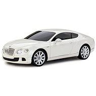 RC auto Bentley Continental-GT 1:24 bílý