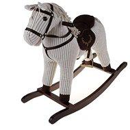 Houpací manšestrový kůň - Houpadlo