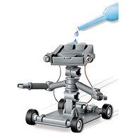 Robot na slanou vodu - Experimentalset