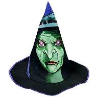 Rappa Klobouk čaroděj/halloween - Doplněk ke kostýmu