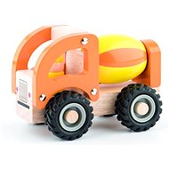 Woody Dřevěné autíčko – Míchačka - Auto