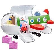 Peppa Pig - Letadlo + figurka - playing gesetzt
