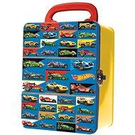 Hot Wheels Kovový kufřík na autíčka Collection - Příslušenství k autodráze