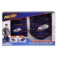 Nerf Elite set - Vak a bederní pouzdro - Příslušenství k pistoli Nerf