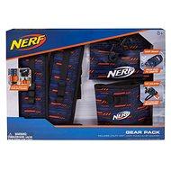 Nerf Elite set - Vak, bederní pouzdro a vesta - Příslušenství k pistoli Nerf