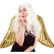 Rappa Paruka anděl dlouhé vlasy