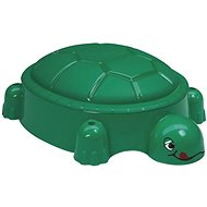 Paradiso Turtle dark green with lid