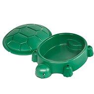 Paradiso Schildkröte dunkelgrün mit Deckel