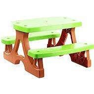 Piknikový stolek a lavičky - Nábytek
