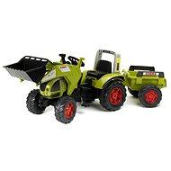 Falk Toys traktor zelený - Šliapací traktor