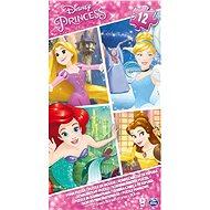 Pěnové puzzle Disney princezny - Puzzle