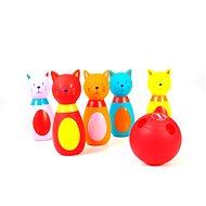 Ludi Bowling für kleine Katzen - Spielzeug für die Kleinsten
