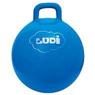 Ludi Skákací míč 45cm modrý - Nafukovací míč
