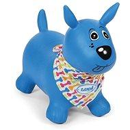 Ludi Skákací pes modrý - Dětské hopsadlo