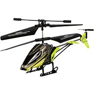 RC helikoptéra 3 kanály zelená - RC model