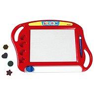 Simba Art&Fun Magická magnetická tabulka červená - Kreativní sada