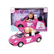 Simba Puppe Eve Auto New Beetle