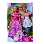 Simba Rozprávková bábika Steffi sa stáva princeznou