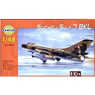 Richtung Model Kit 0853 Flugzeuge - Sukhoi Su-7 BKL - Platikmodel