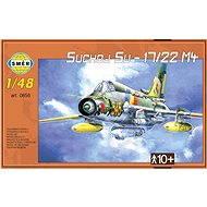 Richtung Model Kit 0856 Flugzeuge - Sukhoi Su-17/22 M4 - Platikmodel