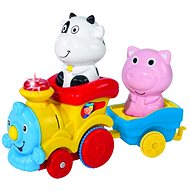 Simba Train with animals - pigs and cows