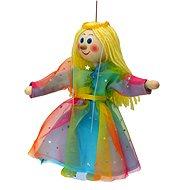 Regenbogen-Fee 20 cm - Marionette