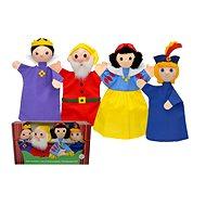 Carton puppets - Snow White