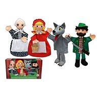 Box von Puppen - Rotkäppchen - Puppe