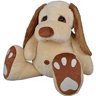 Pes Pupok béžový 120cm - Plyšová hračka