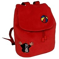 Roter Rucksack Mole