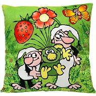 Pillow Reed Křemílek and Vochomůrka