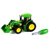 Klein John Deere Traktor mit Frontlader
