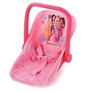 Hauck Autositz für Puppen - Prinzessin - Zubehör für Puppen