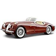 Bburago Jaguar Roadster - Kovový model