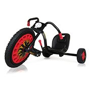 Hauck Typhoon - Go Cart red - black