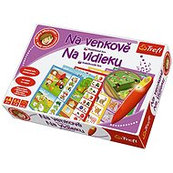 Trefl Little Discovery - In the Countryside - Educational Toy