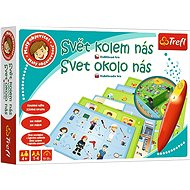Trefl Little Discovery - The World Around Us - Educational Toy