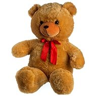 Teddies Bear with a big bow light brown