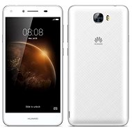 HUAWEI Y6 II Compact White - Mobile Phone