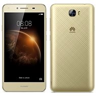 HUAWEI Y6 Compact II Gold - Mobile Phone