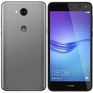 HUAWEI Y6 (2017) - Gray - Mobile Phone