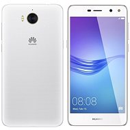 HUAWEI Y6 (2017) White - Mobile Phone