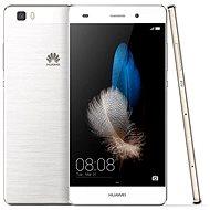 HUAWEI P8 Lite White Dual SIM - Mobiltelefon