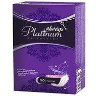 Always Platinum liners 50 pieces