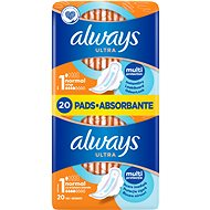 Always Ultra Normal Plus Binden 20 pc